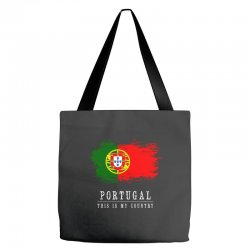 This is my country - Portugal Tote Bags | Artistshot