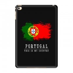 This is my country - Portugal iPad Mini 4 Case | Artistshot