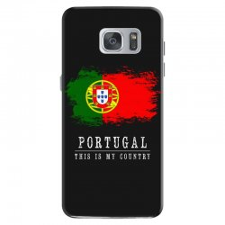 This is my country - Portugal Samsung Galaxy S7 Case | Artistshot