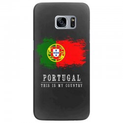 This is my country - Portugal Samsung Galaxy S7 Edge Case | Artistshot