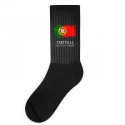 This is my country - Portugal Socks | Artistshot