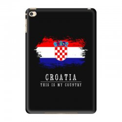 This is my country - Croatia iPad Mini 4 | Artistshot