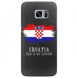 This is my country - Croatia Samsung Galaxy S7 Edge | Artistshot