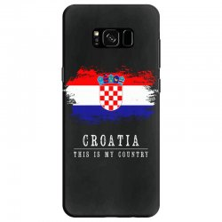 This is my country - Croatia Samsung Galaxy S8 | Artistshot