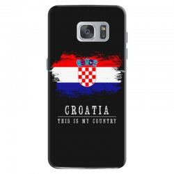 This is my country - Croatia Samsung Galaxy S7 | Artistshot