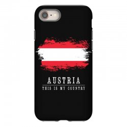 This is my country - Austria iPhone 8 | Artistshot