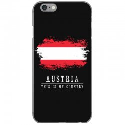 This is my country - Austria iPhone 6/6s Case | Artistshot