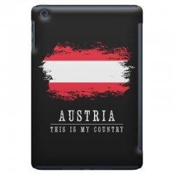 This is my country - Austria iPad Mini | Artistshot