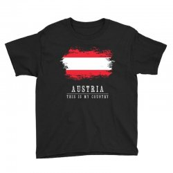 This is my country - Austria Youth Tee | Artistshot