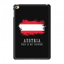 This is my country - Austria iPad Mini 4 | Artistshot