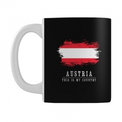 This is my country - Austria Mug | Artistshot