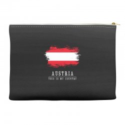 This is my country - Austria Accessory Pouches | Artistshot