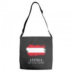 This is my country - Austria Adjustable Strap Totes | Artistshot