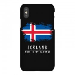 This is my country - Iceland iPhoneX Case | Artistshot
