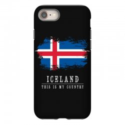 This is my country - Iceland iPhone 8 Case | Artistshot