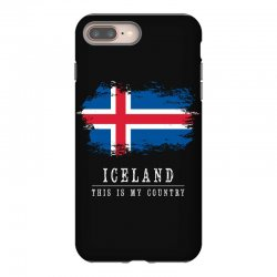 This is my country - Iceland iPhone 8 Plus Case | Artistshot