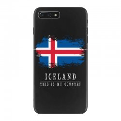 This is my country - Iceland iPhone 7 Plus Case | Artistshot