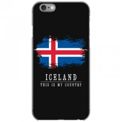 This is my country - Iceland iPhone 6/6s Case | Artistshot
