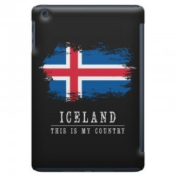 This is my country - Iceland iPad Mini Case | Artistshot