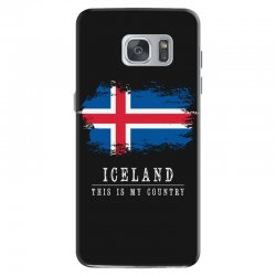 This is my country - Iceland Samsung Galaxy S7 Case | Artistshot