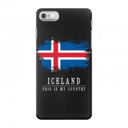 This is my country - Iceland iPhone 7 Case | Artistshot