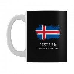 This is my country - Iceland Mug | Artistshot