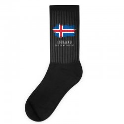 This is my country - Iceland Socks | Artistshot
