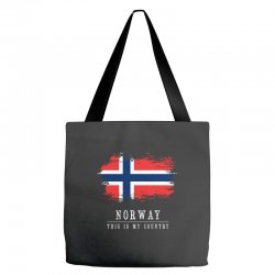 This is my country - Norway Tote Bags | Artistshot