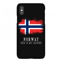 This is my country - Norway iPhoneX | Artistshot