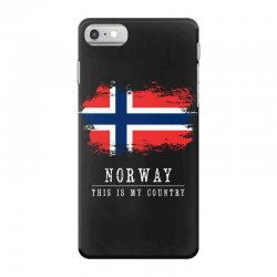This is my country - Norway iPhone 7 Case | Artistshot