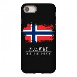 This is my country - Norway iPhone 8 | Artistshot