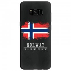 This is my country - Norway Samsung Galaxy S8 | Artistshot