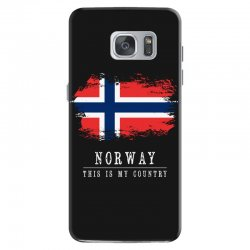 This is my country - Norway Samsung Galaxy S7 | Artistshot