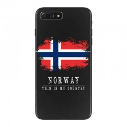 This is my country - Norway iPhone 7 Plus Case | Artistshot