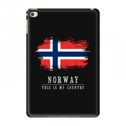 This is my country - Norway iPad Mini 4 | Artistshot