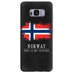 This is my country - Norway Samsung Galaxy S8 Plus | Artistshot