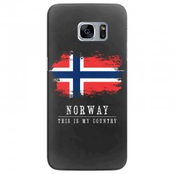 This is my country - Norway Samsung Galaxy S7 Edge | Artistshot