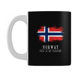 This is my country - Norway Mug | Artistshot