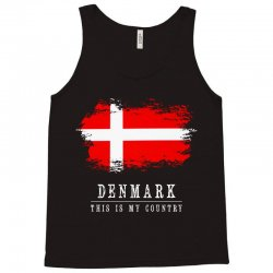 This is my country - Denmark Tank Top | Artistshot