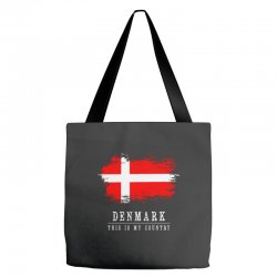 This is my country - Denmark Tote Bags | Artistshot