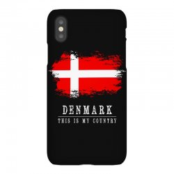 This is my country - Denmark iPhoneX | Artistshot