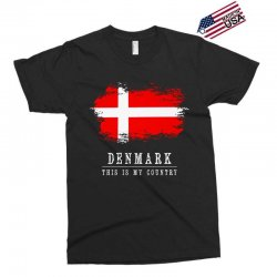This is my country - Denmark Exclusive T-shirt | Artistshot