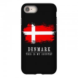 This is my country - Denmark iPhone 8 | Artistshot
