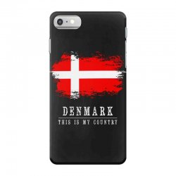 This is my country - Denmark iPhone 7 Case | Artistshot