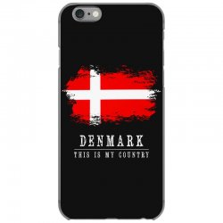 This is my country - Denmark iPhone 6/6s Case | Artistshot