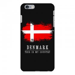 This is my country - Denmark iPhone 6 Plus/6s Plus Case | Artistshot