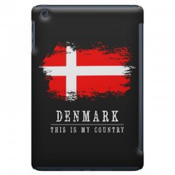 This is my country - Denmark iPad Mini | Artistshot