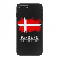 This is my country - Denmark iPhone 7 Plus Case | Artistshot
