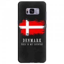 This is my country - Denmark Samsung Galaxy S8 Plus | Artistshot