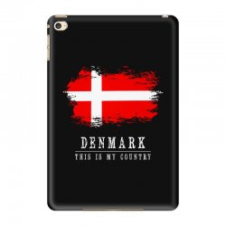 This is my country - Denmark iPad Mini 4 | Artistshot